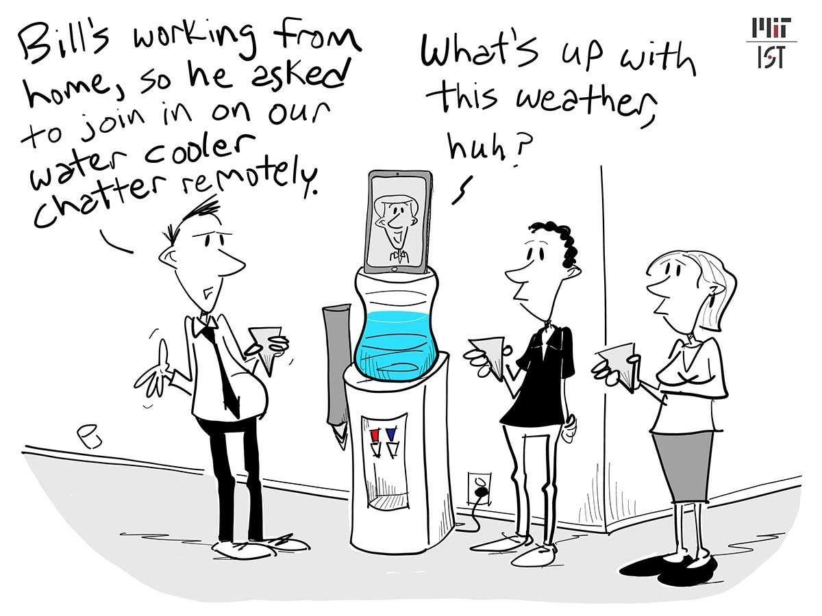 Tech Makes It Easy To Keep Up On Office Gossip Office Gossip