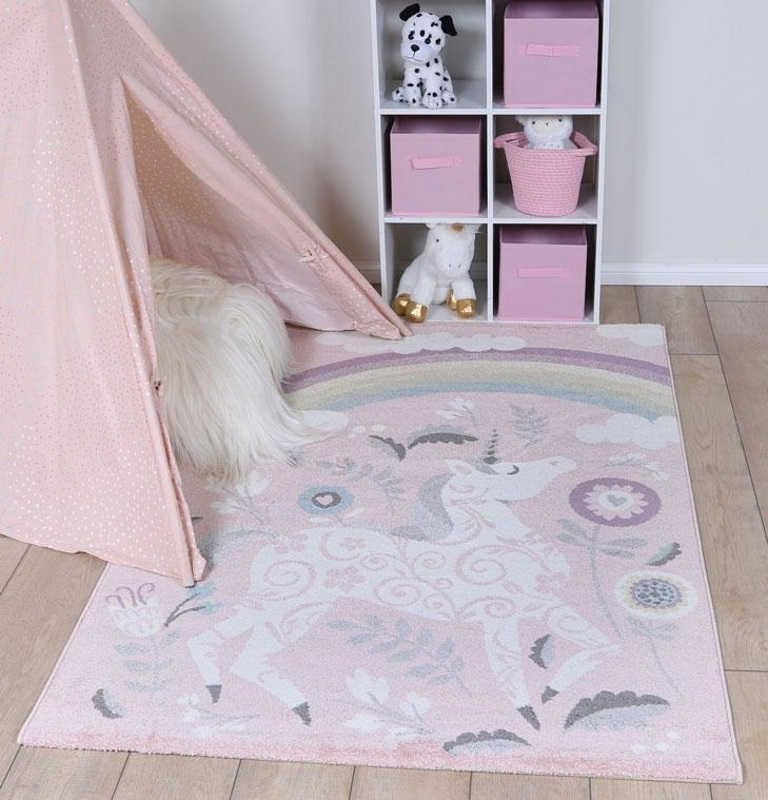 Kids Unicorn Rug Rugs Styles Decor