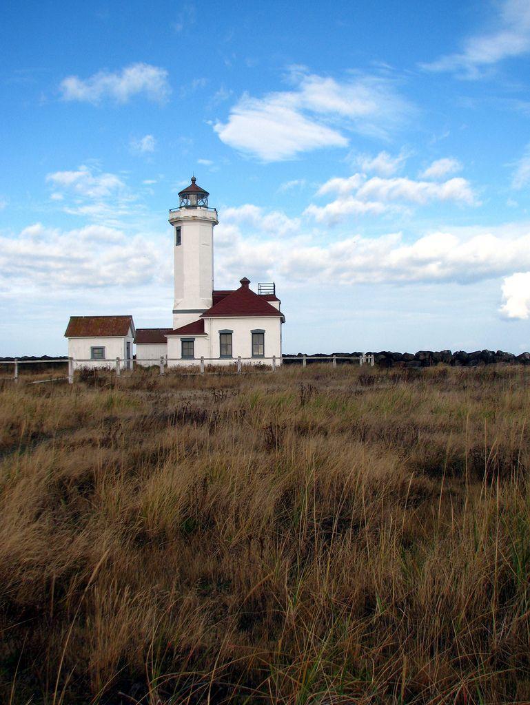 Point Wilson Lighthouse, Port Townsend (WA), USA