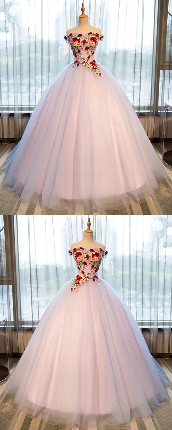 Discount glorious princess strapless off shoulder flower