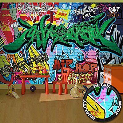 Graffiti photo wallpaper street art graffiti
