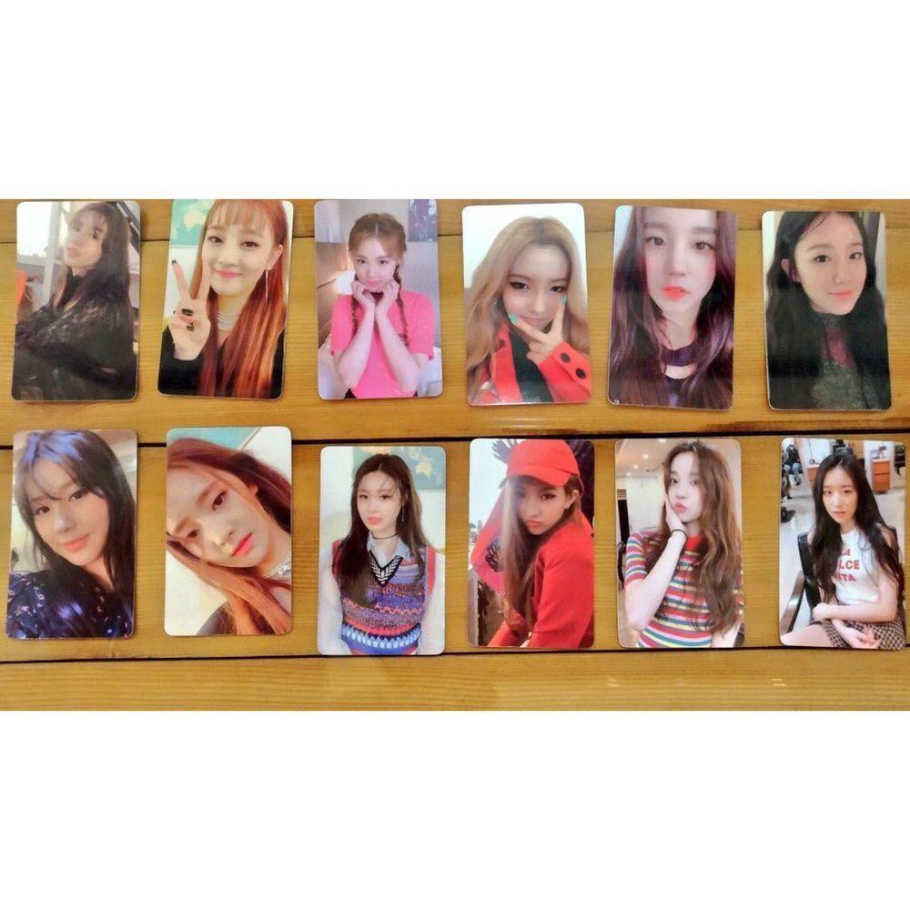 KPOP (G)I-Dle Latata 1st Mini Album [ I AM ] Official Photocard Full