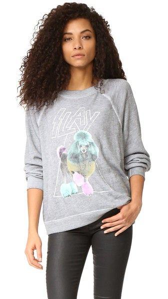 Wildfox Slay Sweatshirt