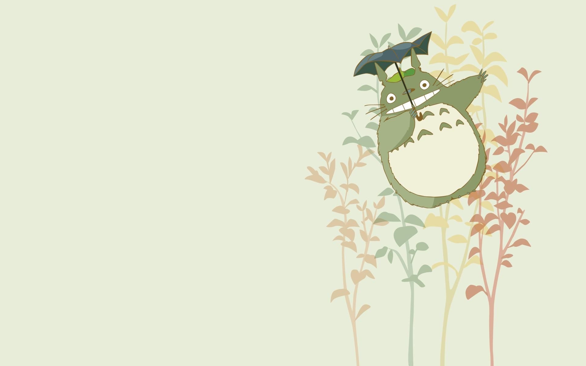 View Download Comment And Rate This 1920x1200 My Neighbor Totoro Wallpaper