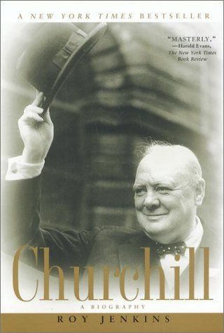 Churchill A Biography Roy Jenkins 0452283523 9780452283527 In