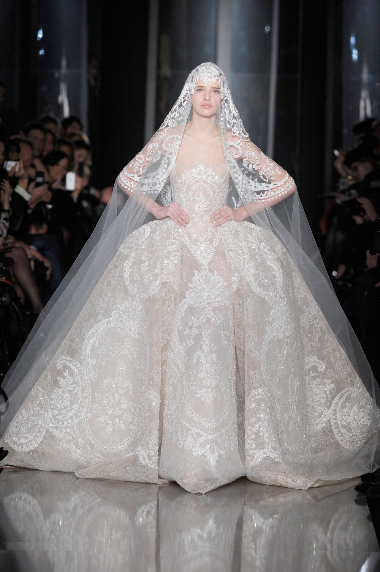 Bridal trends from Paris Couture gallery - Vogue Australia   Wedding ...