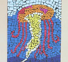 Mosaic Collage | Craft Ideas | Pinterest | Disney, Disney junior ...