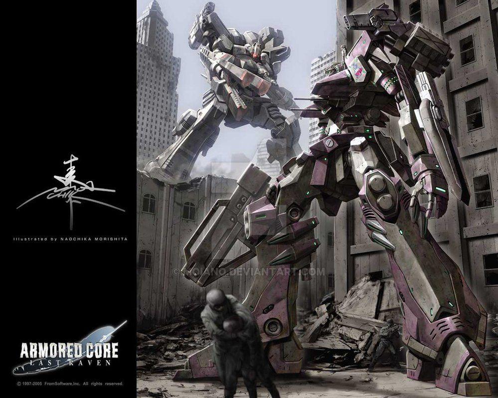 Super Robot Chogokin Armored Core V Ucr A New Official Big 980