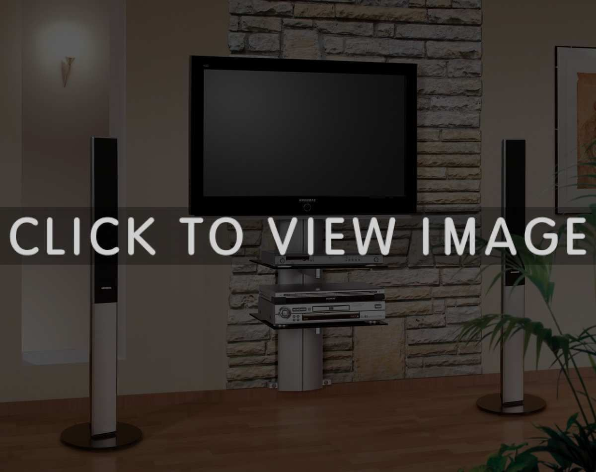 Creative and Modern TV Wall Mount Ideas