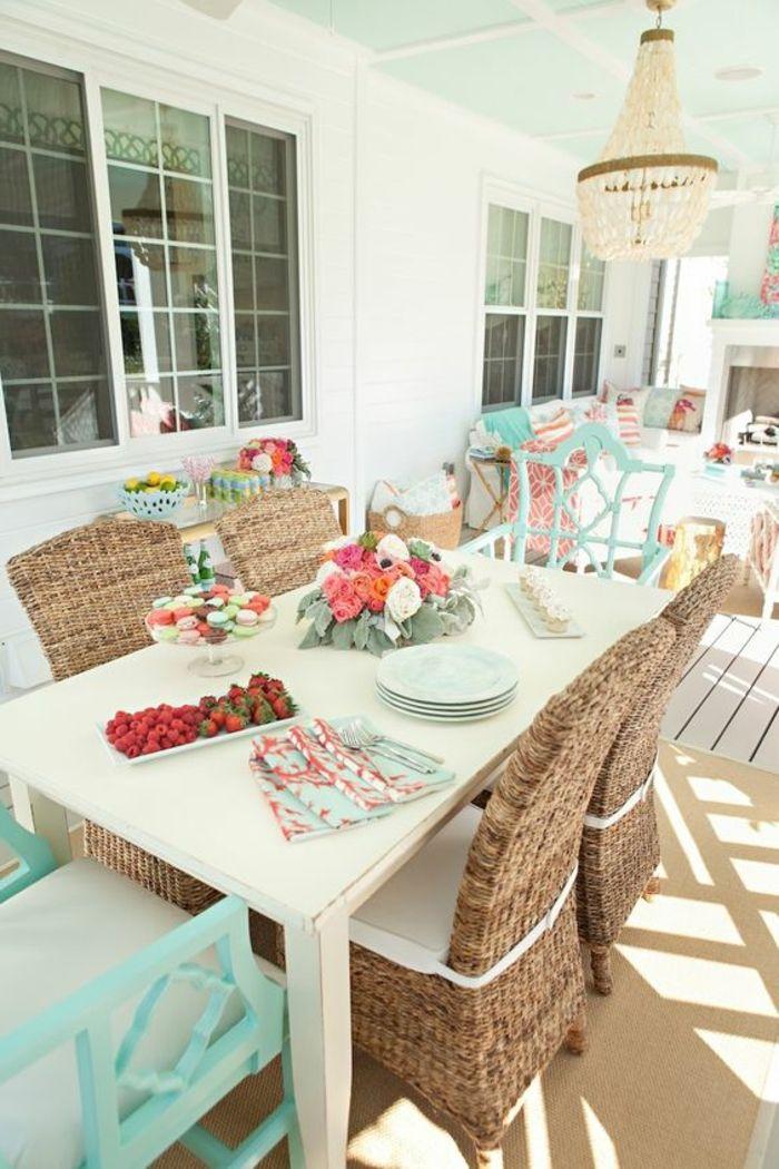Le salon de jardin en résine tressée en 52 photos! | Design d ...