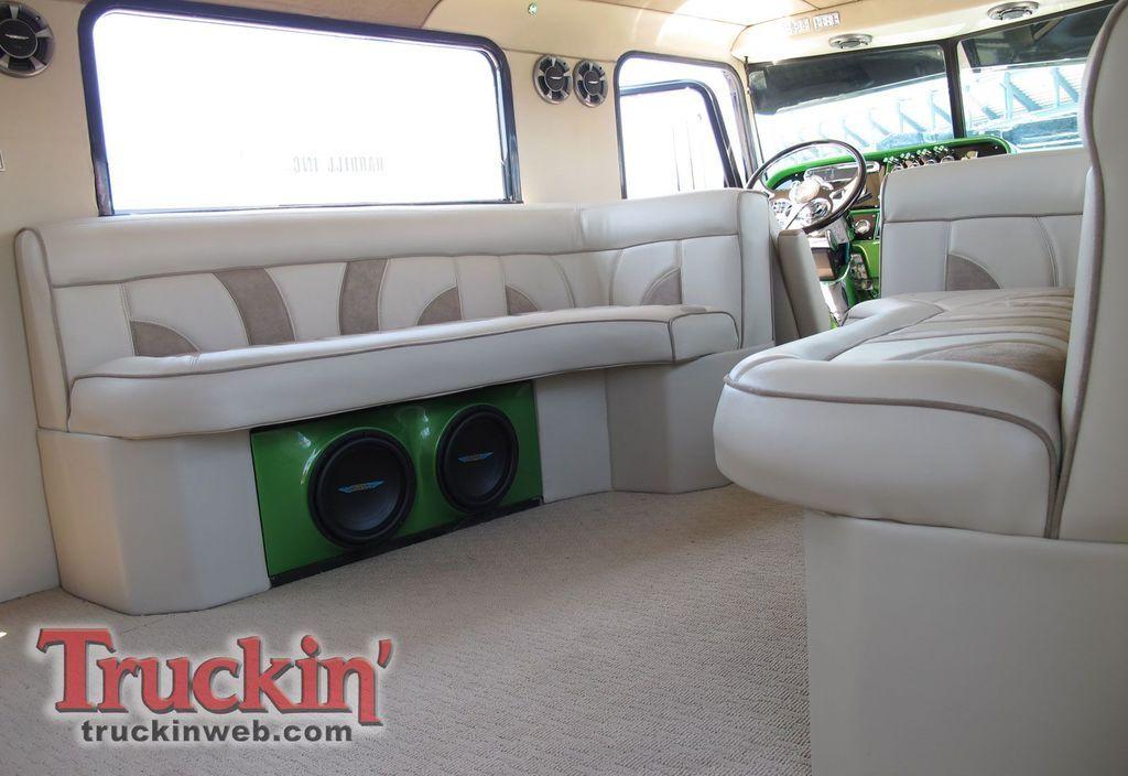 Yeesh! #trucking #interiors