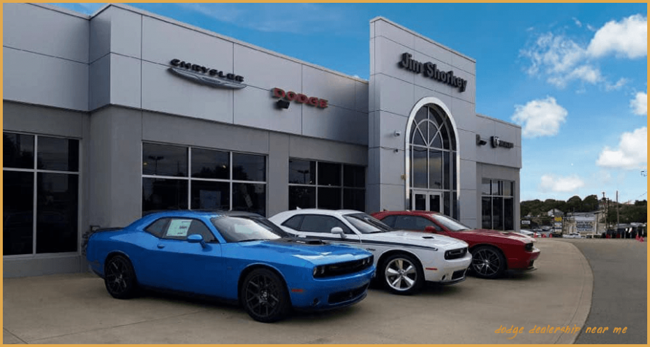 Is Dodge Dealership Near Me Any Good 9 Ways You Can Be Certain Dodge Dealership Near Me Dodge Dealership Chevy Dealerships Dealership