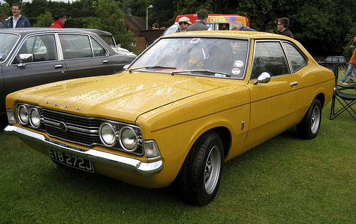 Ford Cortina Mk3 Gt Old Classic Cars Classic Cars Old Fords