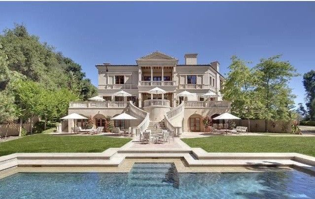 Most Expensive Houses In Los Angeles Dream House Exterior House Designs Exterior Expensive Houses