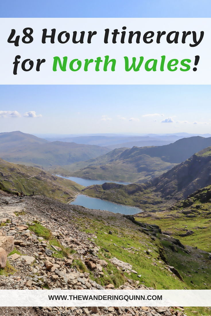A 2 Day North Wales Itinerary To Explore The Best of North Wales!