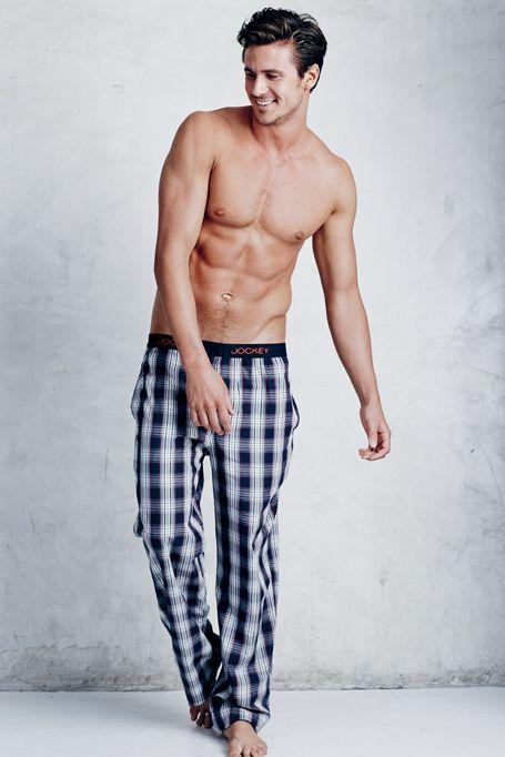 Jockey Men S Loungewear Pants 服 男性 ポーズ 男性