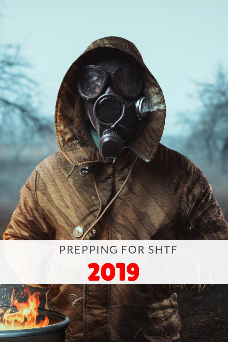 Shtf Emergency Preparedness: PREPPERS - Emergency Preparedness
