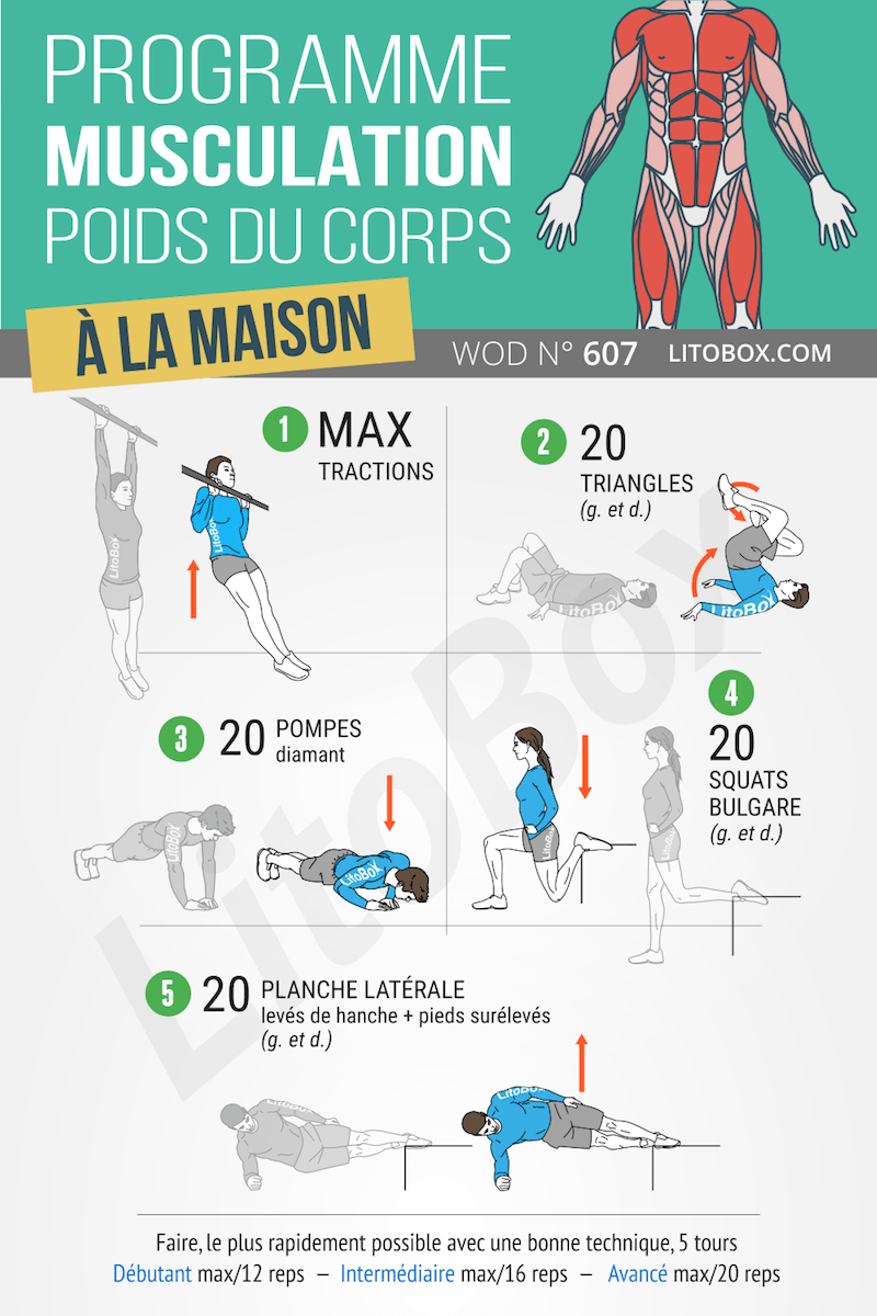How 5 Stories Will Change The Way You Approach la sèche en musculation