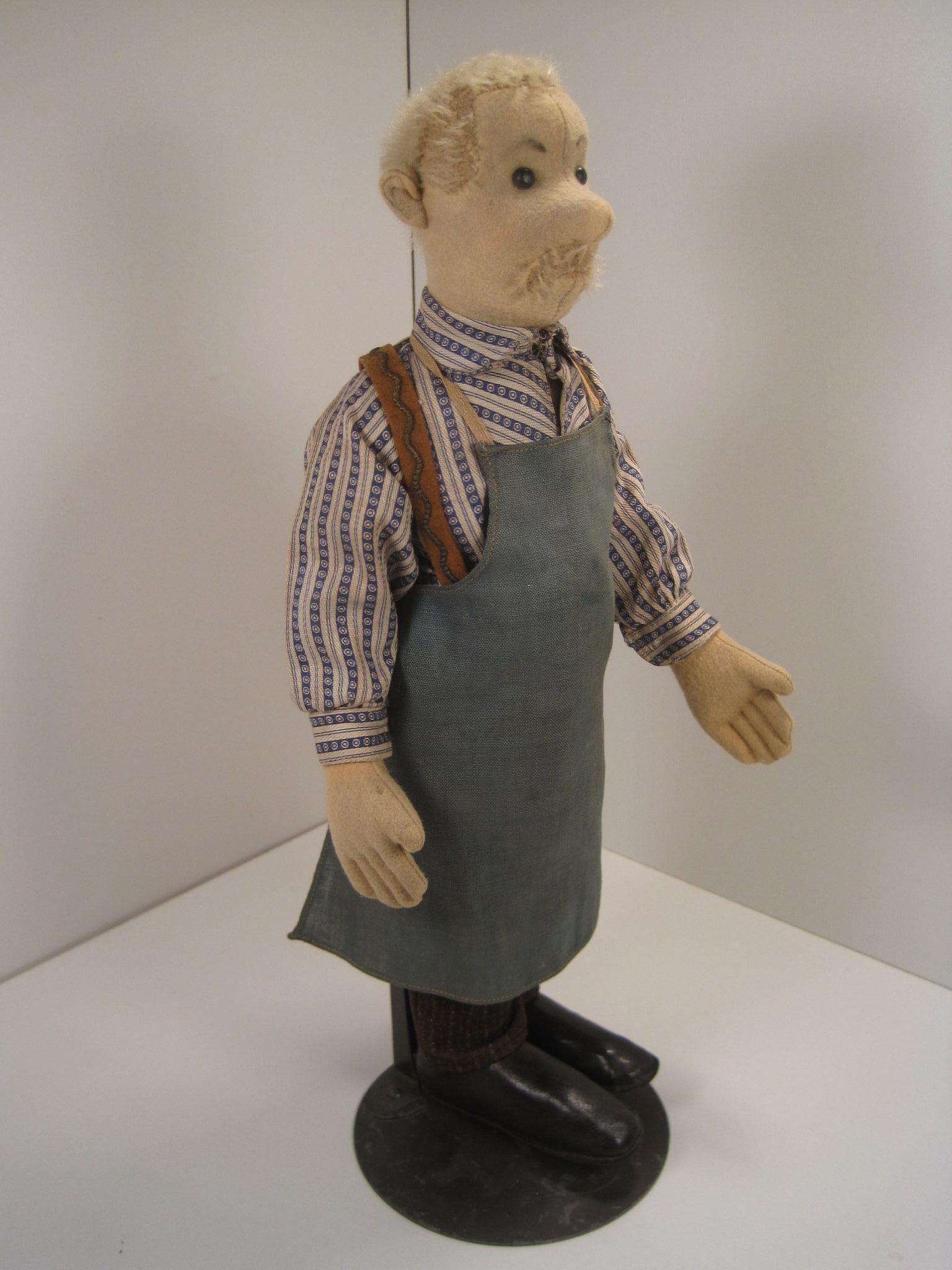 Pin by Steiff Gal on Fabulous Steiff For Sale Felt dolls