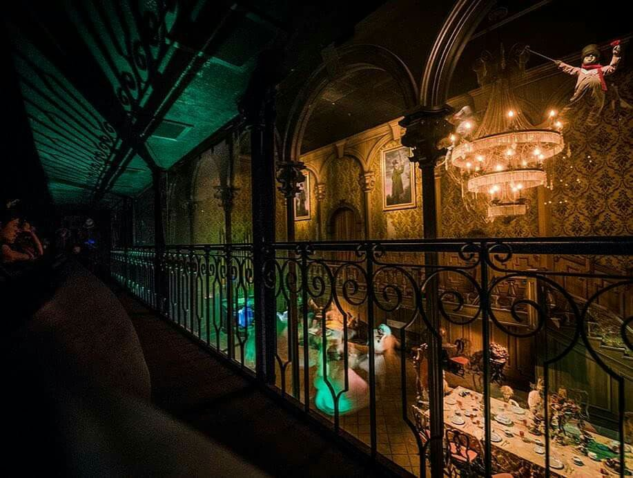 Image result for haunted mansion disney tourist blog
