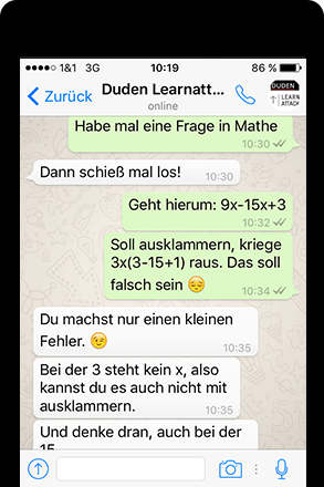 Whatsapp Duden