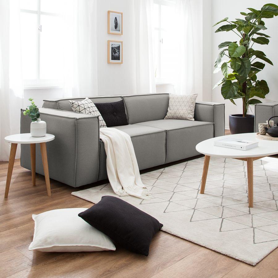 Canapé Kinx (2,5 places) Tissu in 2019   salon   Mobilier de ...