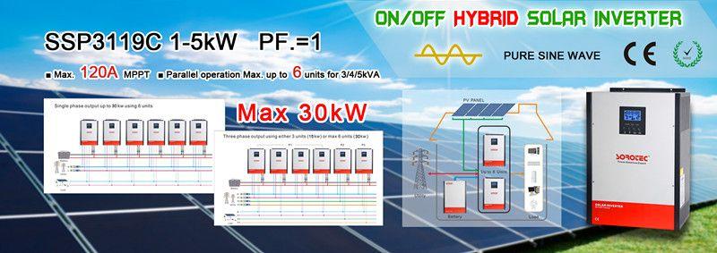 On Off Grid Hybrid Solar Inverter 1kva 12v Solar Inverter Solar Power Inverter Innovation Strategy