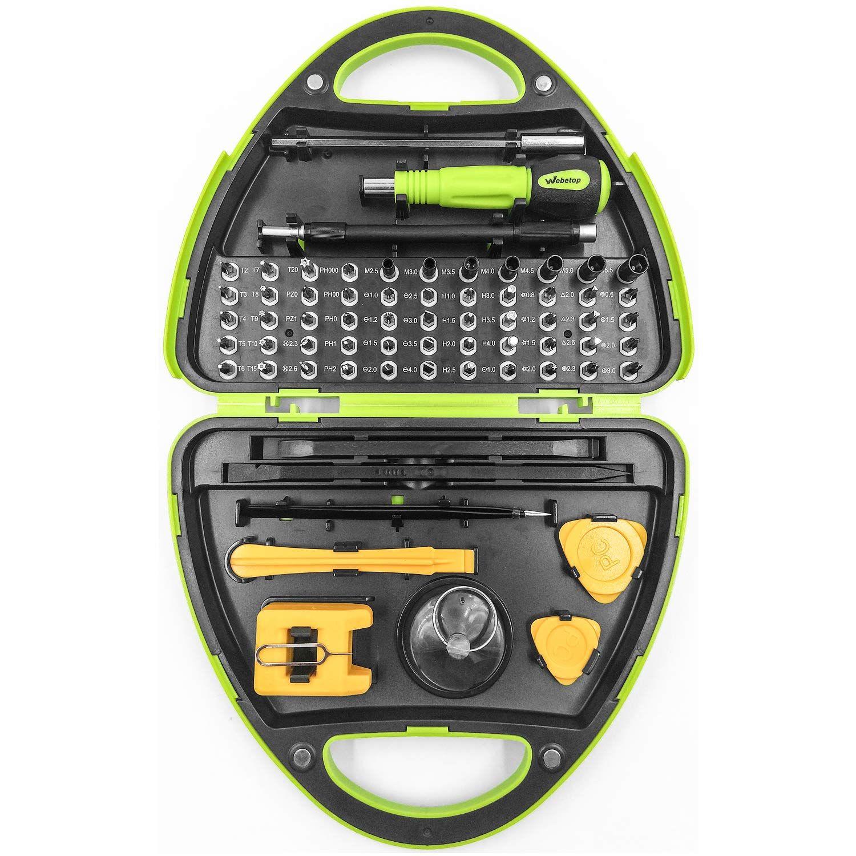 Webetop Screwdriver Set 67 in 1 Repair Tool Kit
