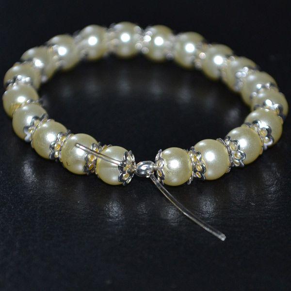 Easy Diy Jewelry How To Make Stretch Bracelets