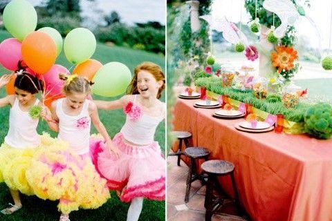 10th Birthday Party Ideas For Girls Girls Birthday Party Decorations Fairy Garden Party Garden Party Birthday