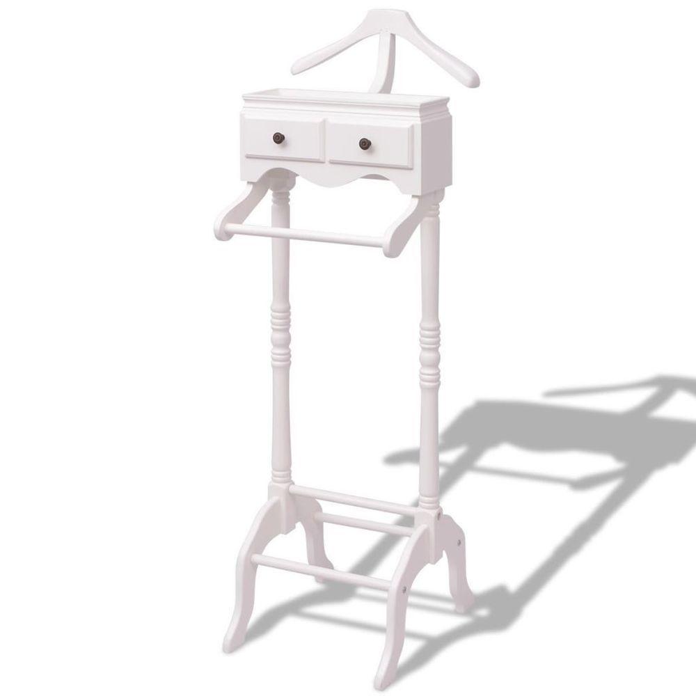Antique Furniture Reproduction Arms./Wardrobes STUMMER DIENER KLEIDERSTÄNDER HERRENDIENER SHABBY CHIC KLEIDERSTANGE Garderobe