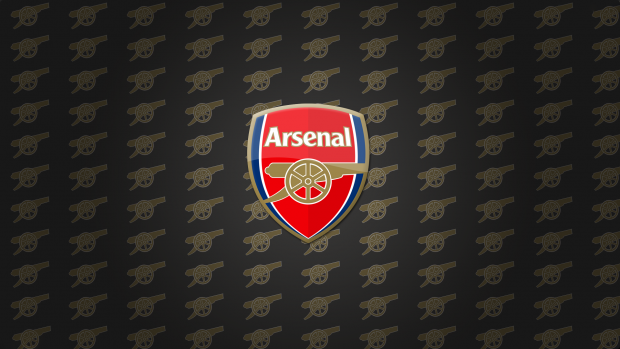 arsenal logo wallpapers ฟ ตบอล