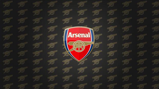 arsenal logo wallpapers ฟ ตบอล