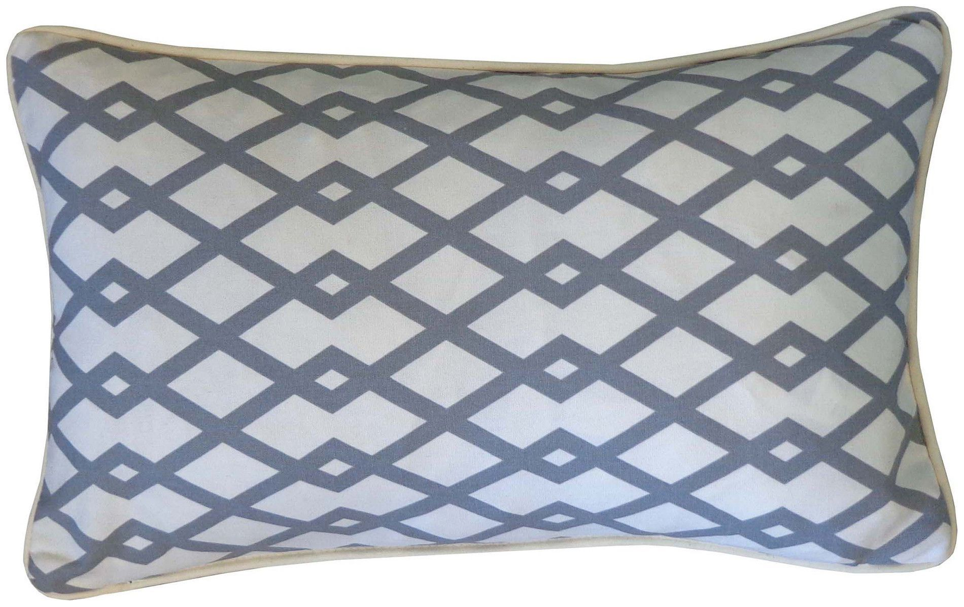 Moderna Indoor Pillow Grey
