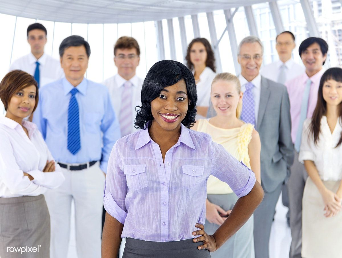 Group Of Diverse Business People Free Image By Rawpixel Com
