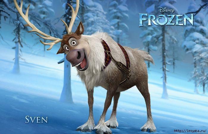 BULLYLAND WALT DISNEY FROZEN LE Frozen Kristoff NUOVO