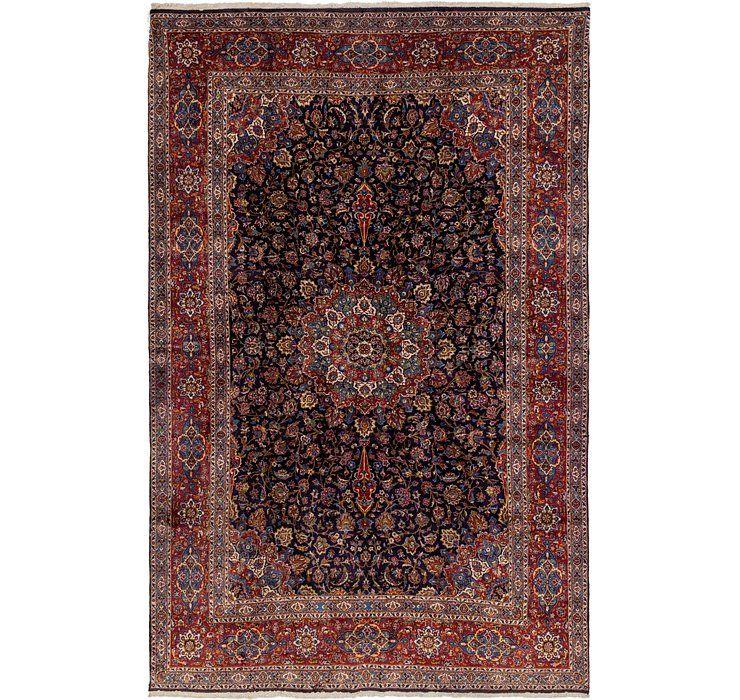 8 5 X 13 2 Kashan Persian Rug Rugs Persian Rug Persian