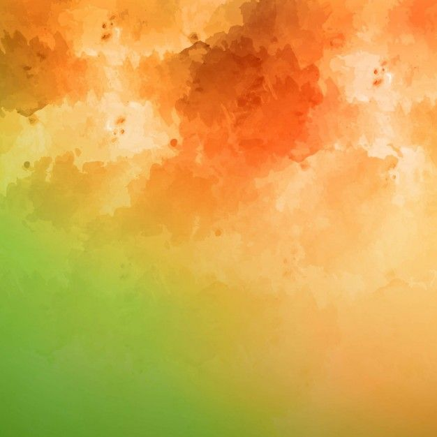 Download Watercolor Background Of Two Colors for free