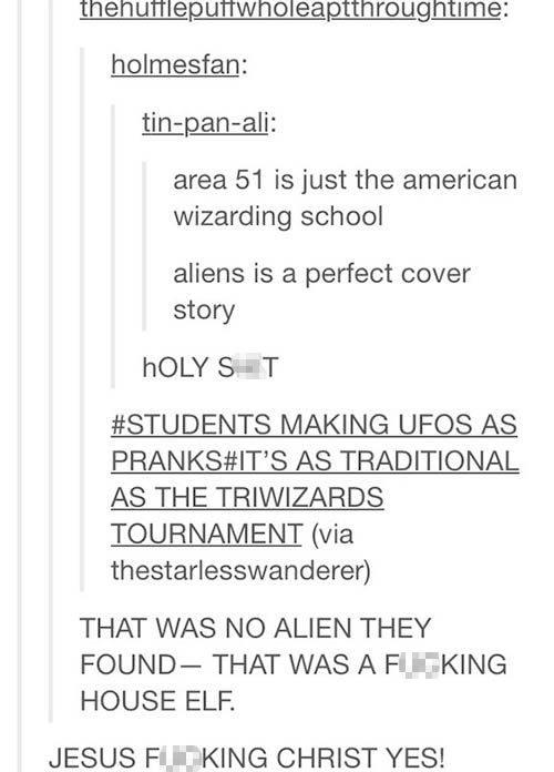 22 Times Tumblr Had Something Funny To Say About Harry Potter Harry Potter Headcannons Harry Potter Universal Harry Potter Funny