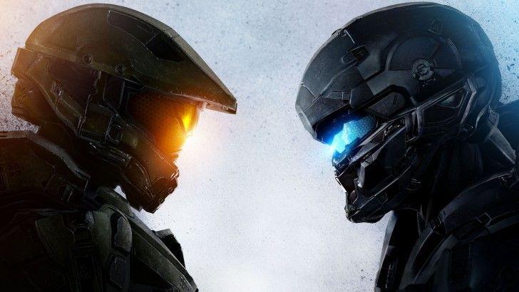 Master Chief And James Locke Spartan Halo 5 4k Wallpaper 3840x2160 4k Wallpaper 3840x2160 Wallpaper Backgrounds Halo 5 Guardians