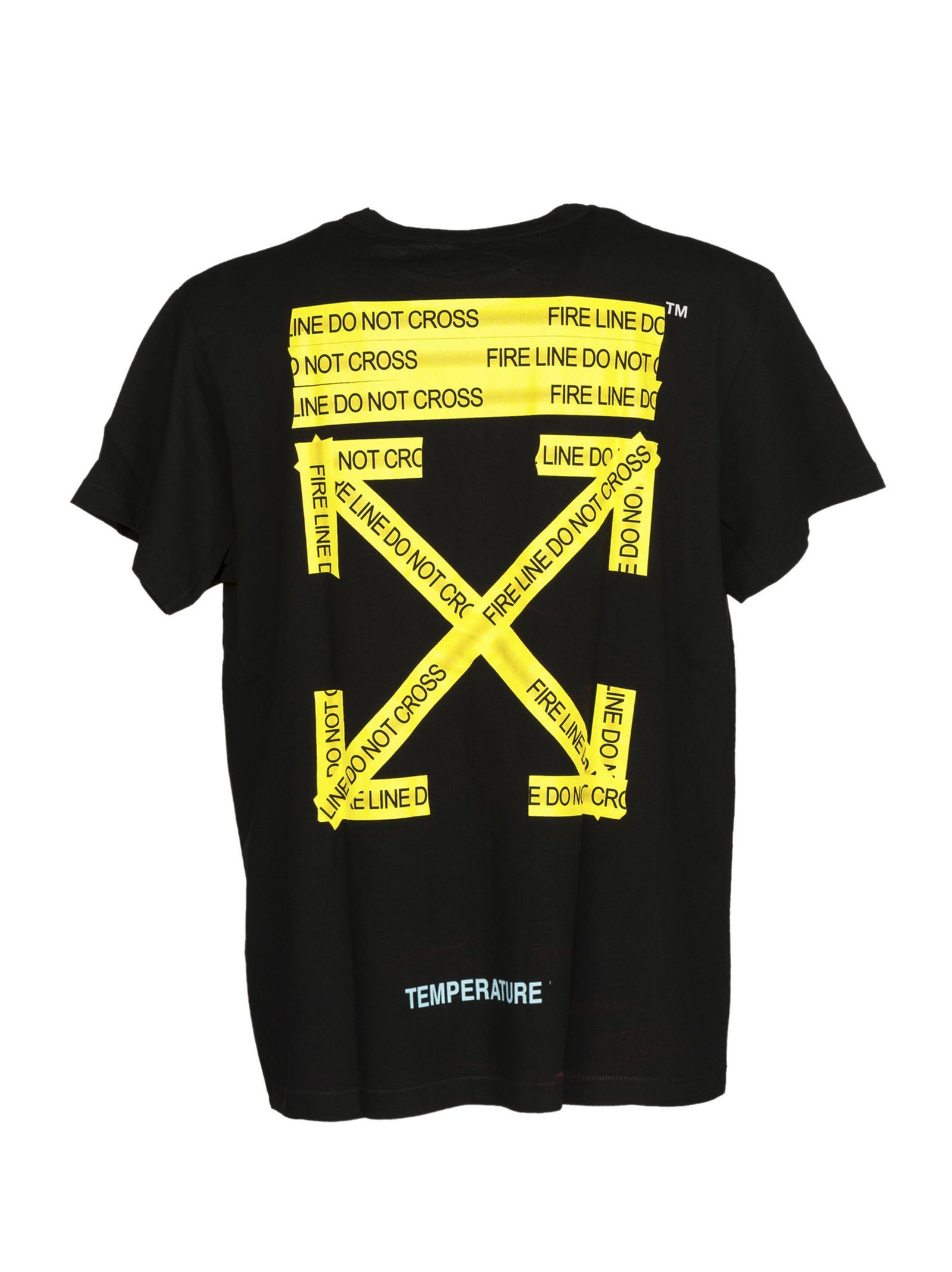 f6817a87 OFF-WHITE OFF-WHITE TEMPERATURE ARROWS T-SHIRT. #off-white #cloth ...