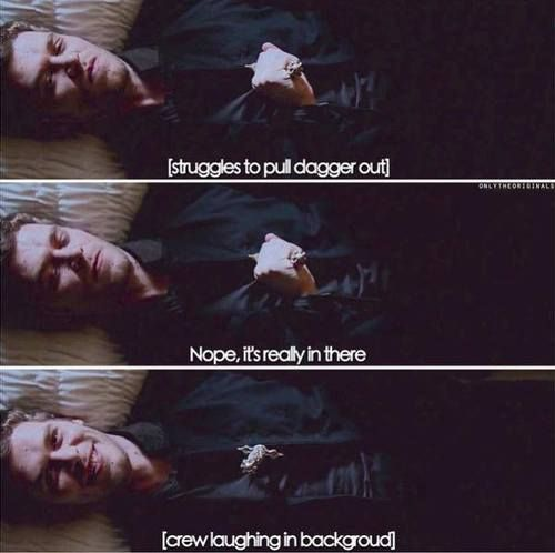 Klaus Mikaelson Quotes: The Originals, Joseph Morgan, And Klaus Mikaelson Image