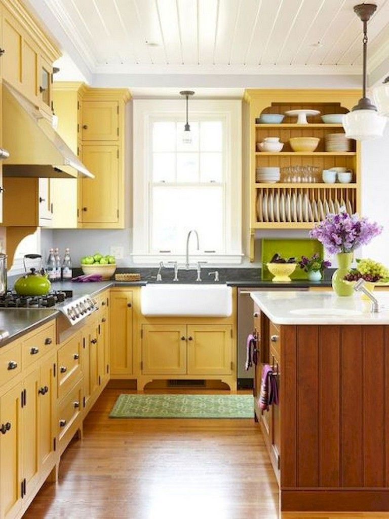 8 top colors for painting kitchen cabinets decor ideas kitchen cabinets decor cabinet decor on kitchen cabinet color ideas id=13711