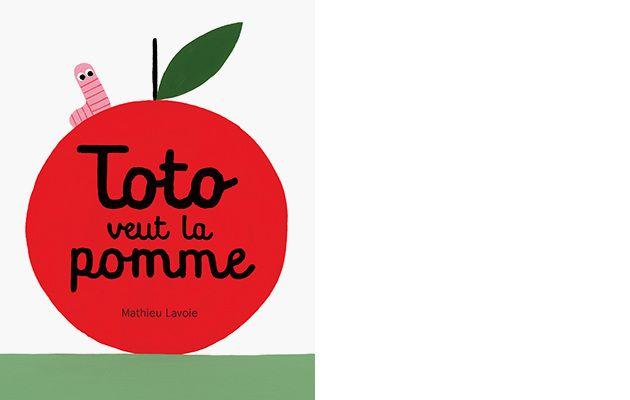 Toto veut la pomme - Comme des géants | Éditions jeunesse
