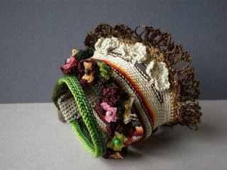 innovart en crochet: Freeform crochet....arte tejeril