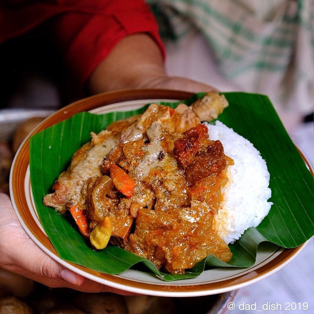 Rekomendasi Wisata Kuliner Makanan Khas Yogyakarta Di Jakarta