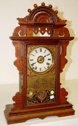 Seth Thomas Eclipse Clock Antique Alarm Clock I Have This Clock