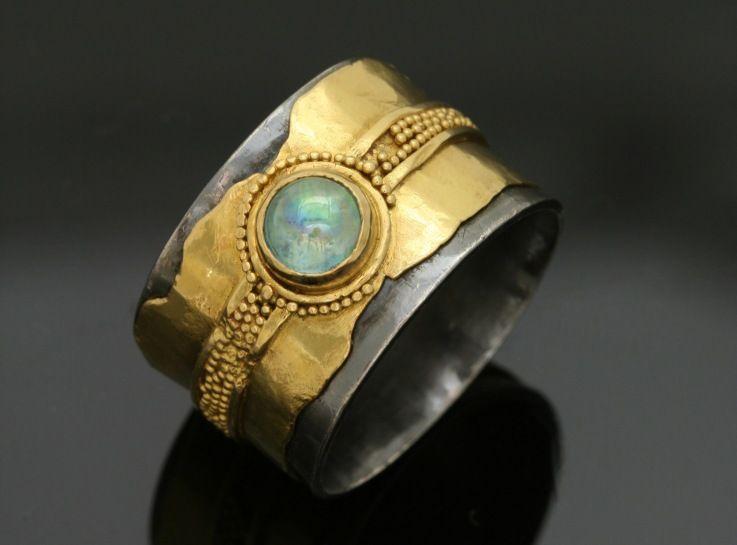 "Anne Bulmer Brewer--Her Ring #1 ""Minoan Series"""