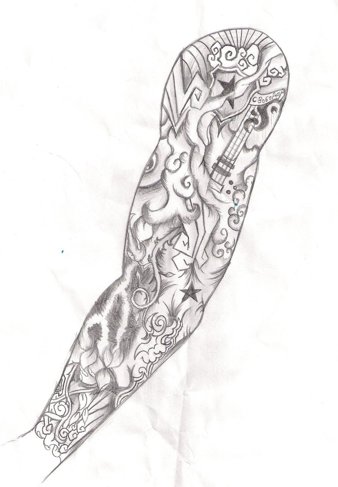 Tattoo Sleeve Stencils: Name Of Tattoos Designs How To Design A Sleeve Tattoo