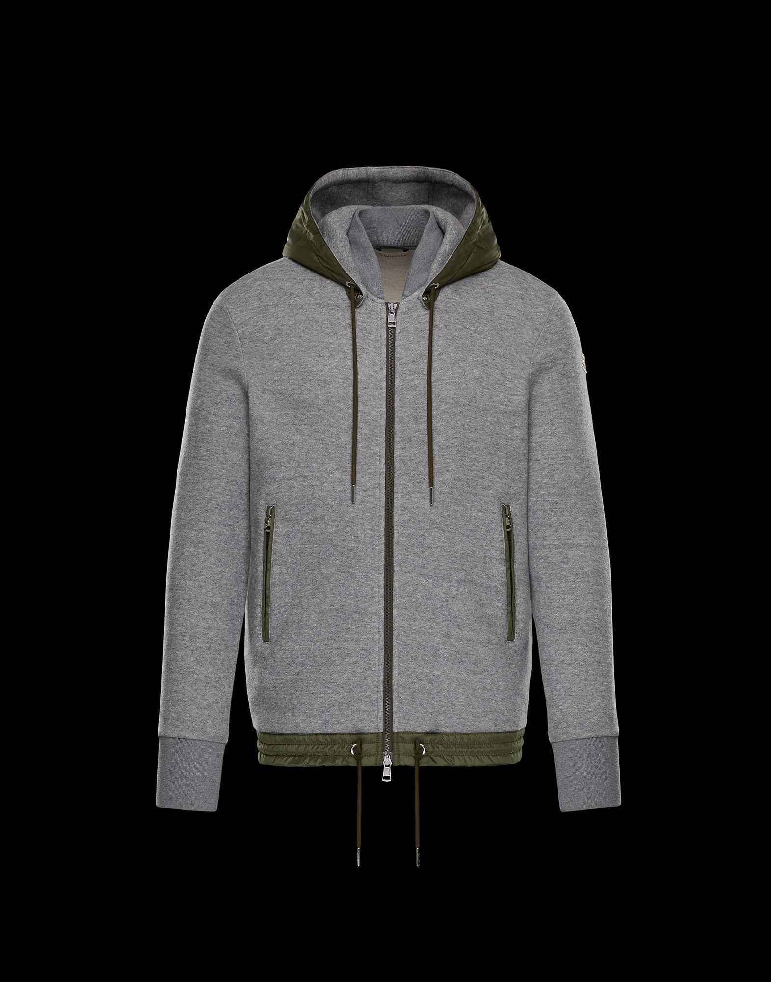 moncler homme sweat